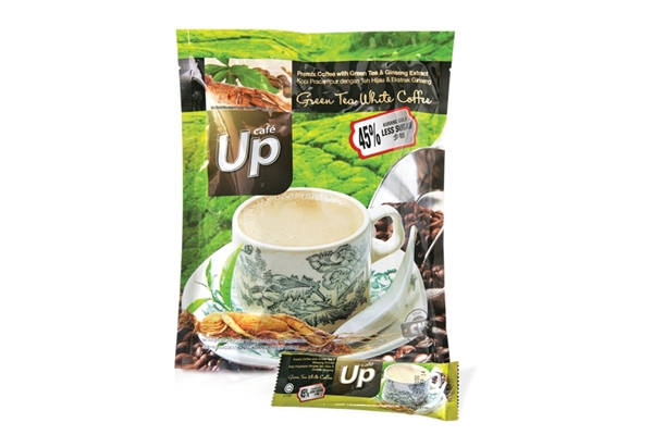 Кафе зелен чай