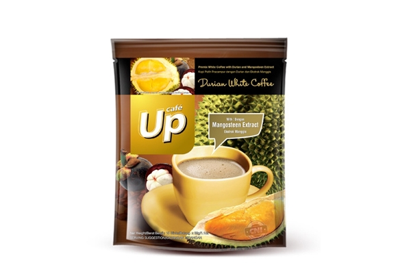 UP DURIAN WHITE COFFEE
