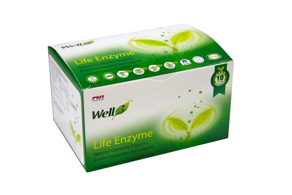 WELL3 LIFE ENZYME 30